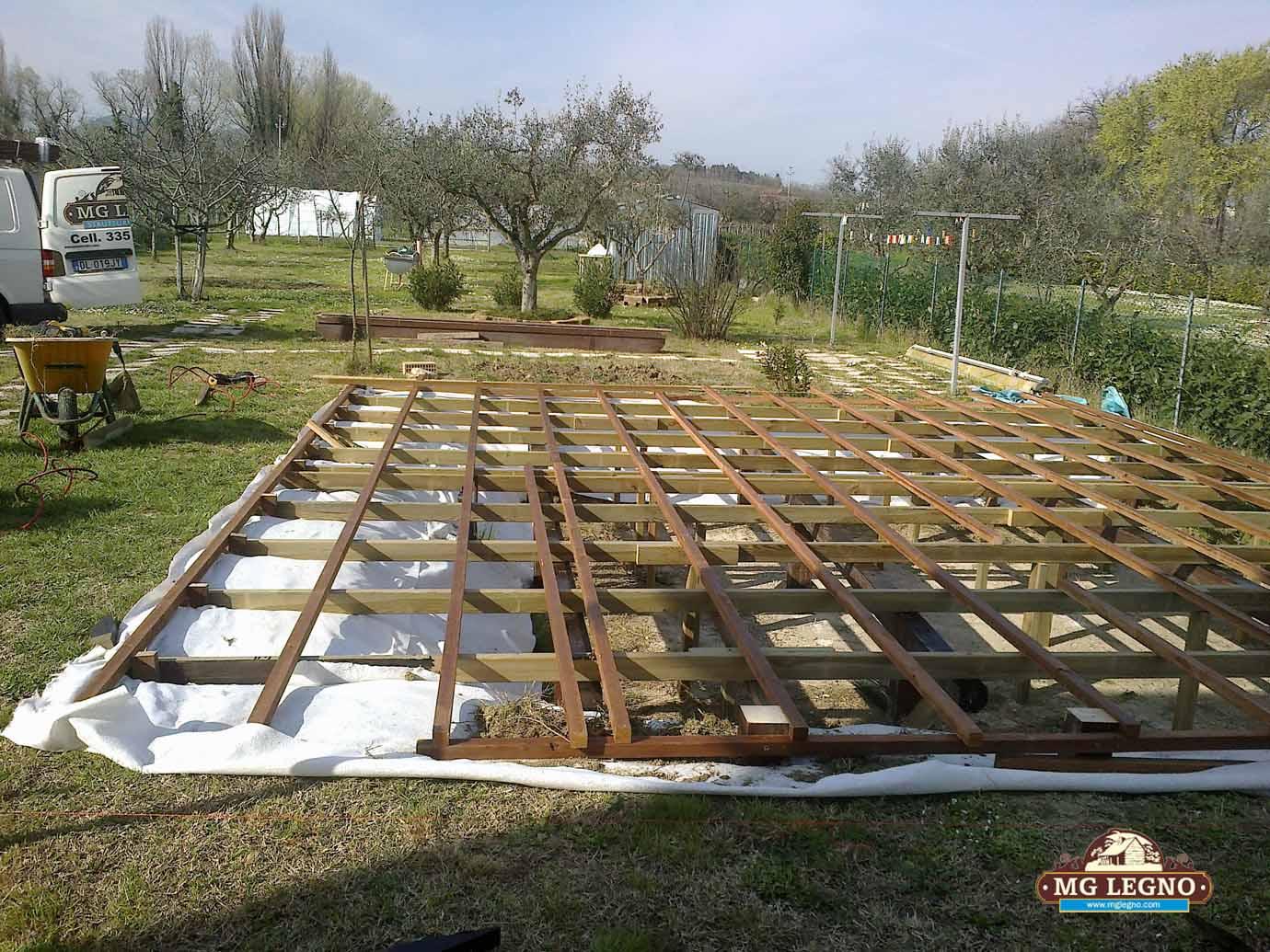 Pedana Di Legno Per Giardino casa moderna, roma italy: pedana in legno per esterni