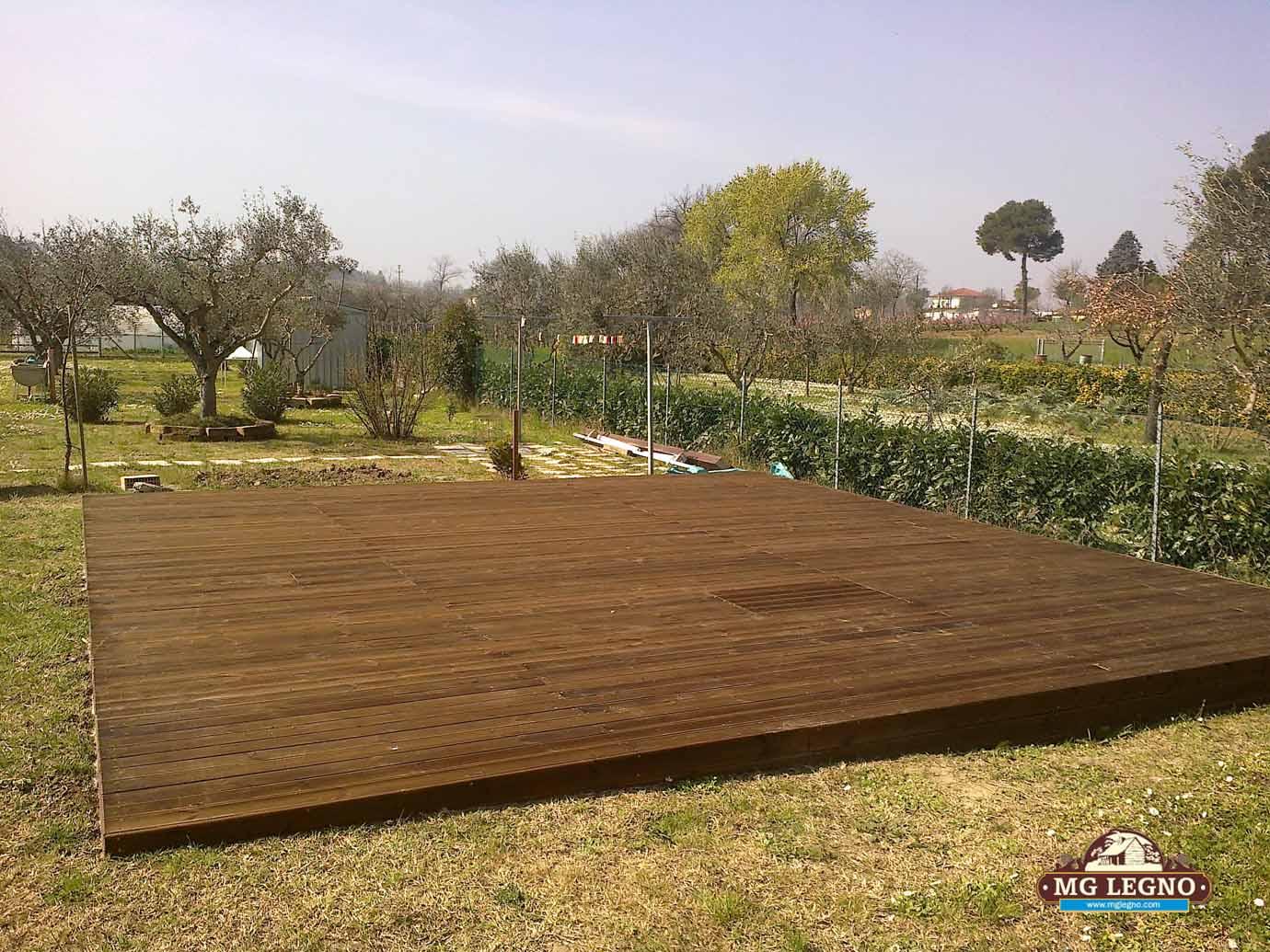 Pedana Di Legno Per Giardino pedana | mg legno