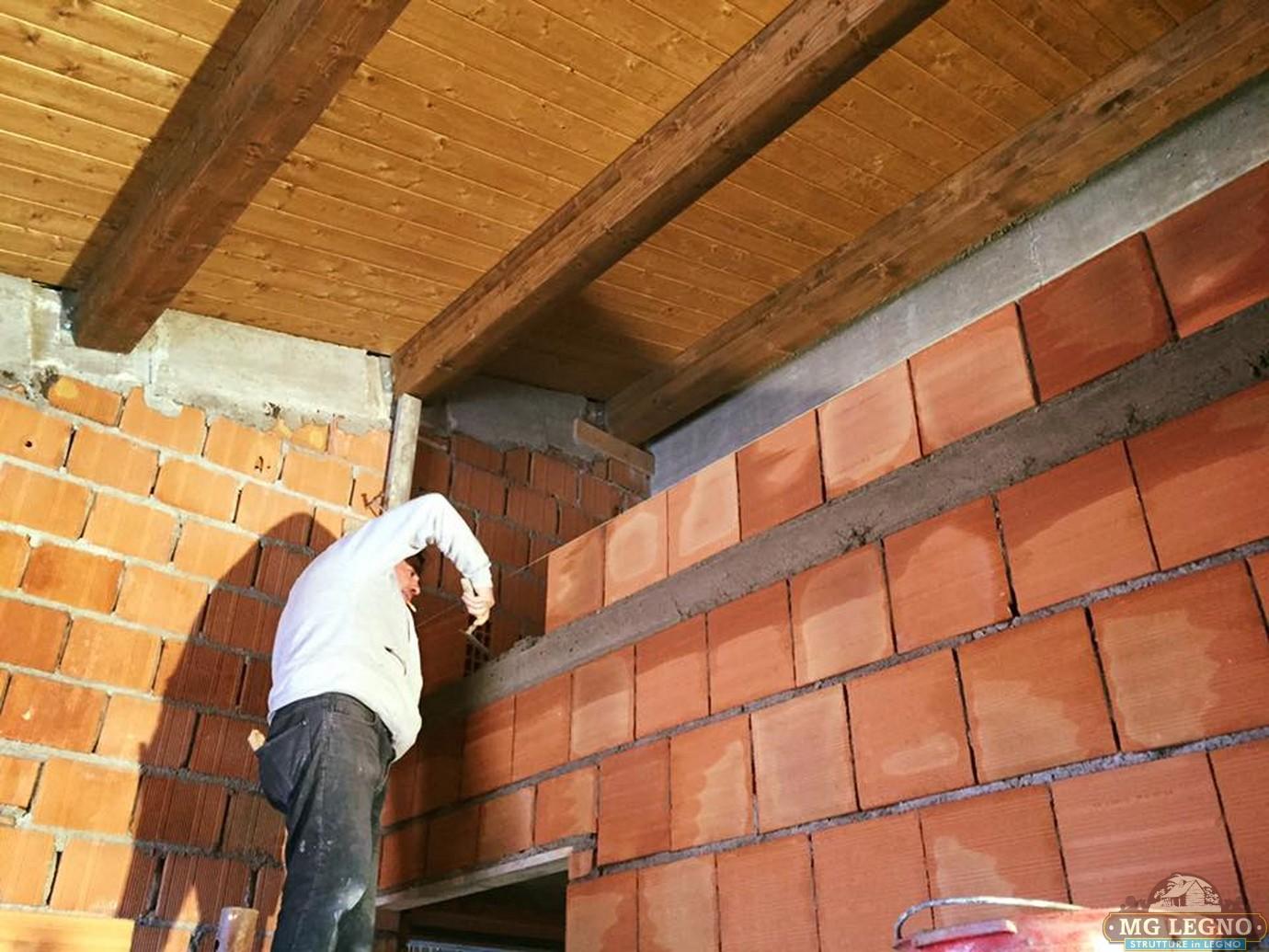 Colori Tetti Legno Lamellare tetto in legno lamellare | mg legno